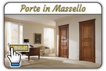 Porte Interne in Laminato e Massello Genova. Prezzi online
